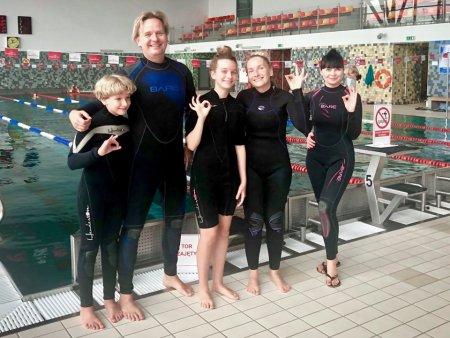 Kurs nurkowania padi warszawa open water diver